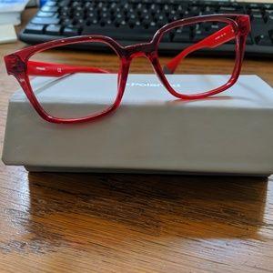 Polaroid opthalmic glassess